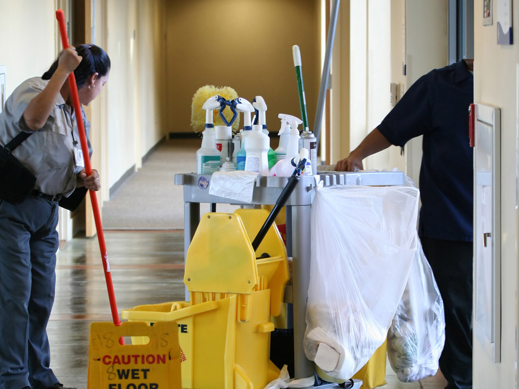 Business Janitorial Cleaning Services Houston