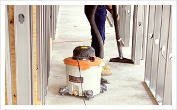 Post Construction Cleaning in Houston
