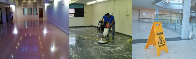 Floor Cleaning Houston - Floor Stripping and Waxing Services in Houston-floor-beforeafter